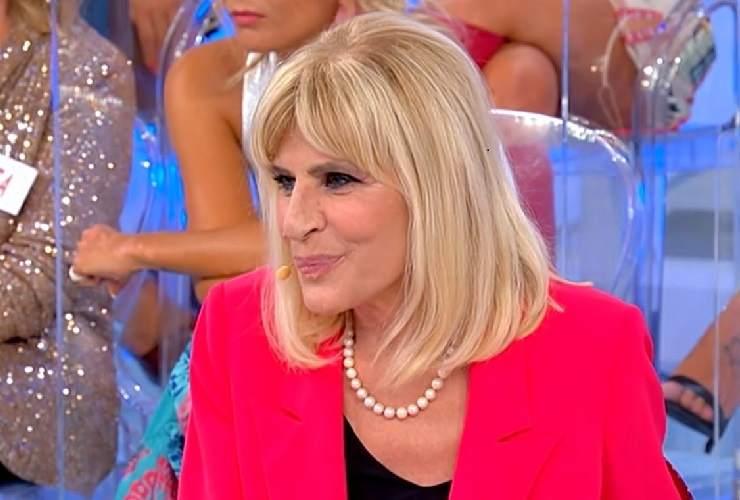 Tina Cipollari abbatte Gemma