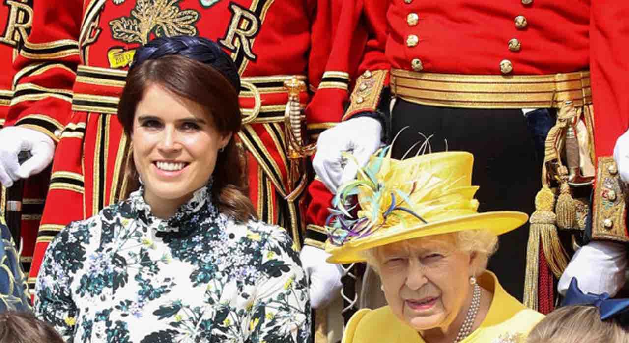 Buckingham Palace, la principessa Eugenie incinta: ecco l'annuncio