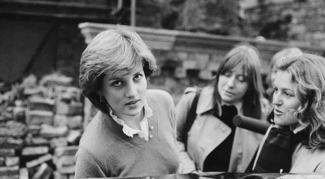 """Lady Diana, quando buttò giù dalle scale la matrigna """"cattiva"""""""