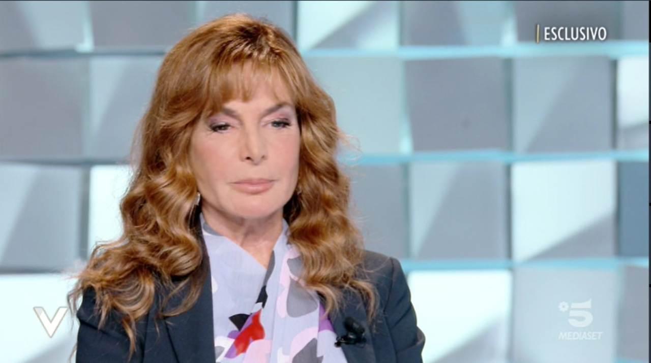 """Giuliana De Sio dopo il Covid a Verissimo : """"Curata con i farmaci dell'Aids"""""""