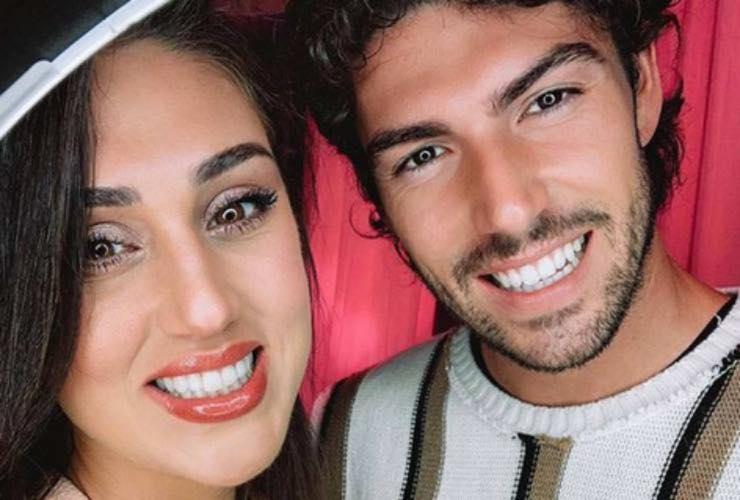 Ignazio Moser e Cecilia Rodriguez3 meteoweek.com