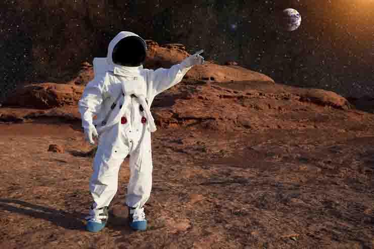 Italia accordo storico con la Nasa esplorazione luna