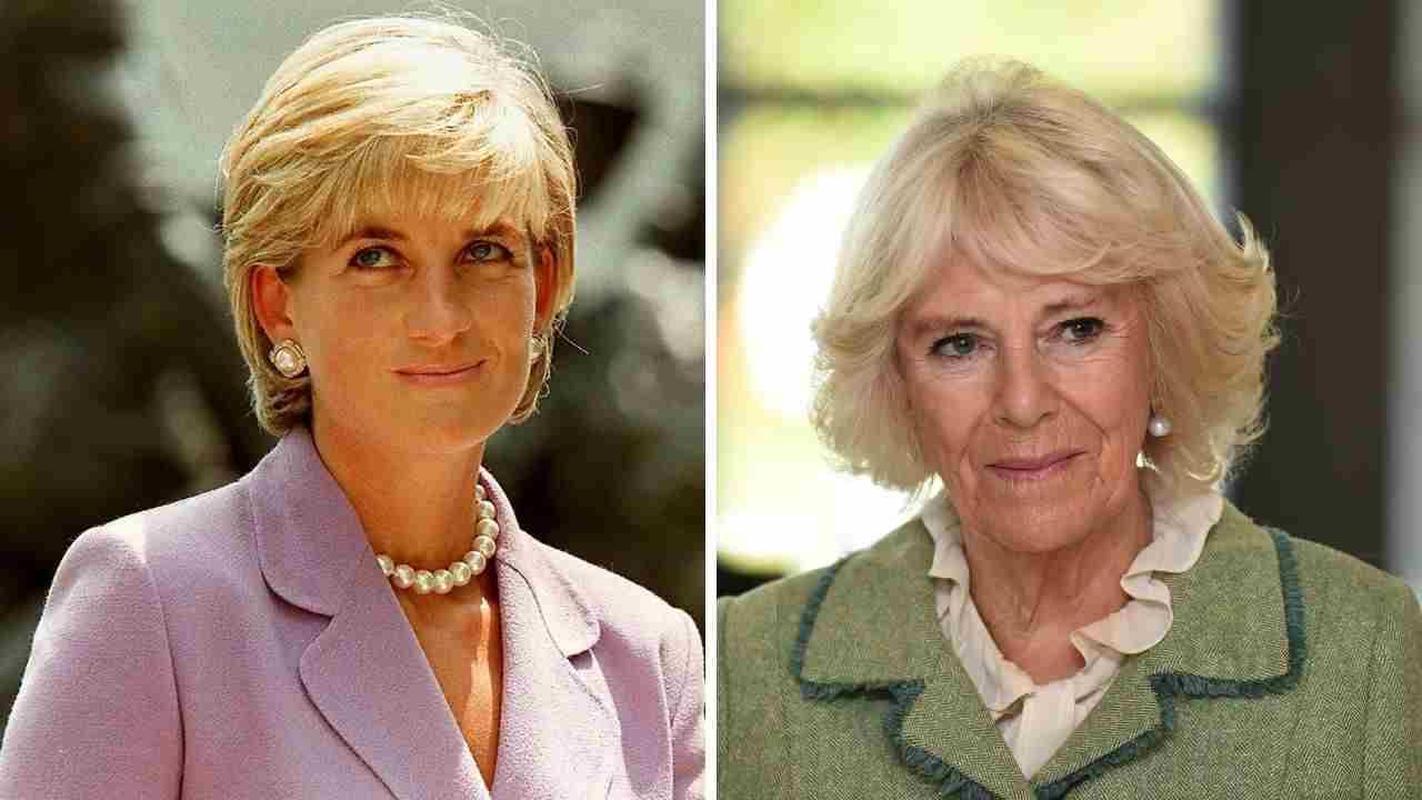 """Lady Diana minacciata da Camilla: """"Per te sarà…"""""""