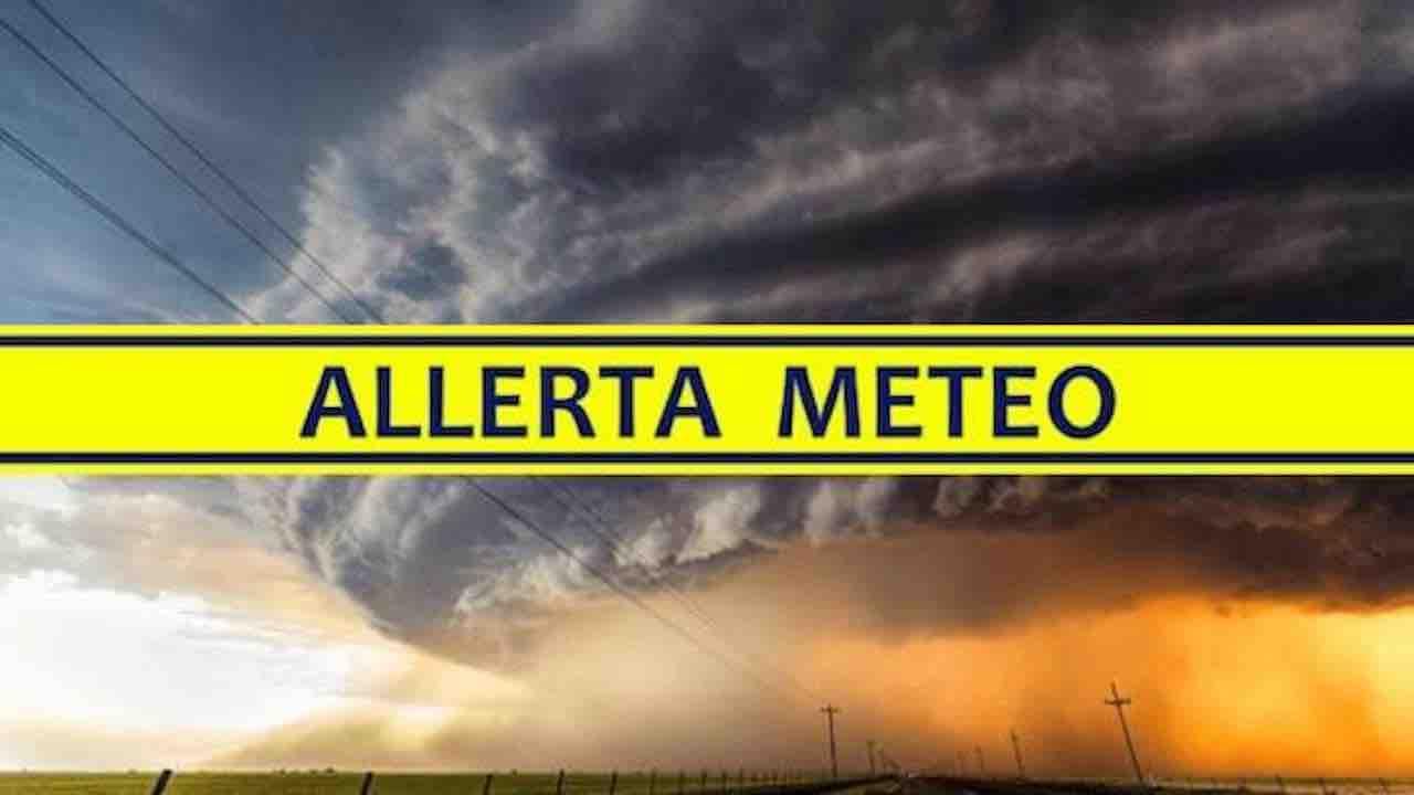 Previsioni Meteo domani martedì 29 settembre | ALLERTA GIALLA AL SUD