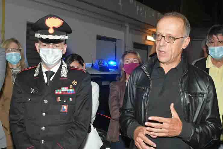 Omicidio Lecce, una festa la sera dei funerali