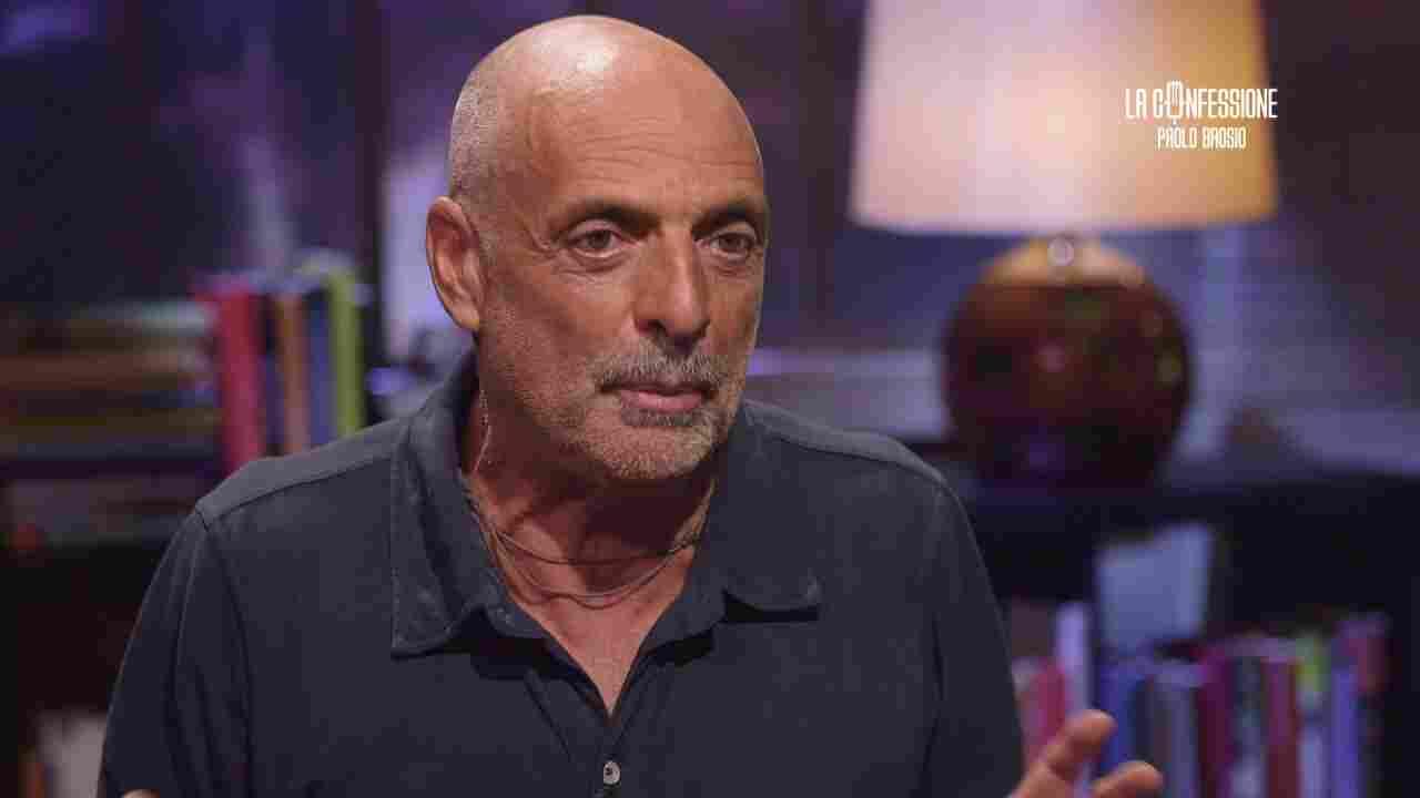 GF Vip, Paolo Brosio: