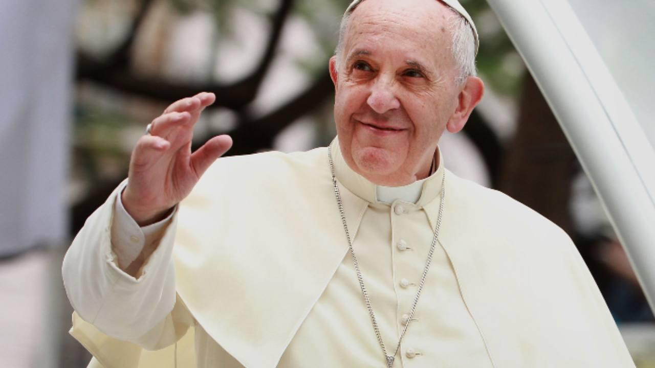 "Papa Francesco: ""Gesù non mentiva mai, a volte qualcuno scivola"""