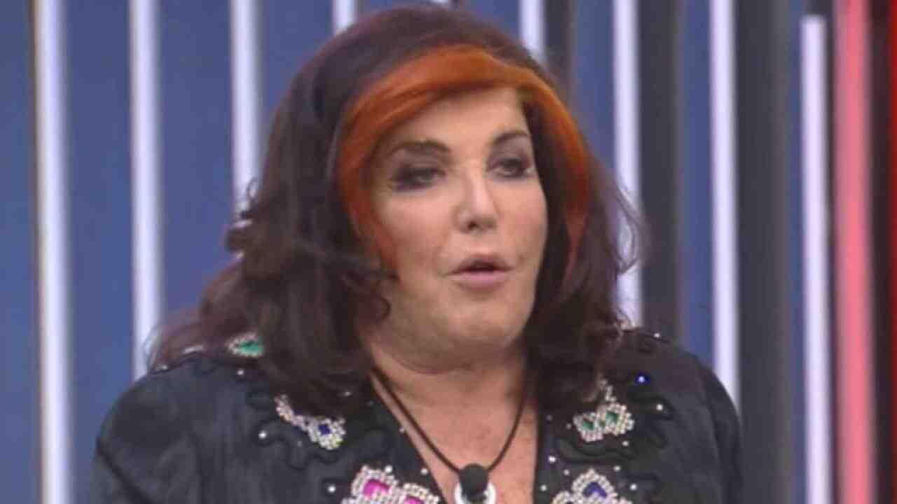 Patrizia De Blanck, Grande Fratello romantico: scatta il bacio con lui