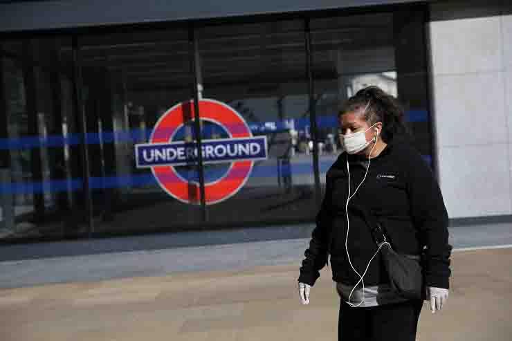 Coronavirus Gran Bretagna record casi