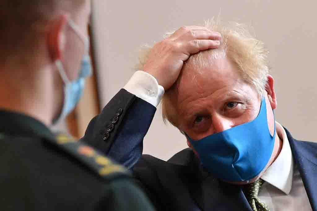 Coronavirus: nuovo picco nel Regno Unito: 6.874 contagi in 24 ore
