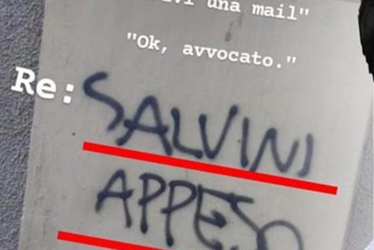 """""""Salvini appeso"""": infuria la polemica su post candidato consigliere Pd"""