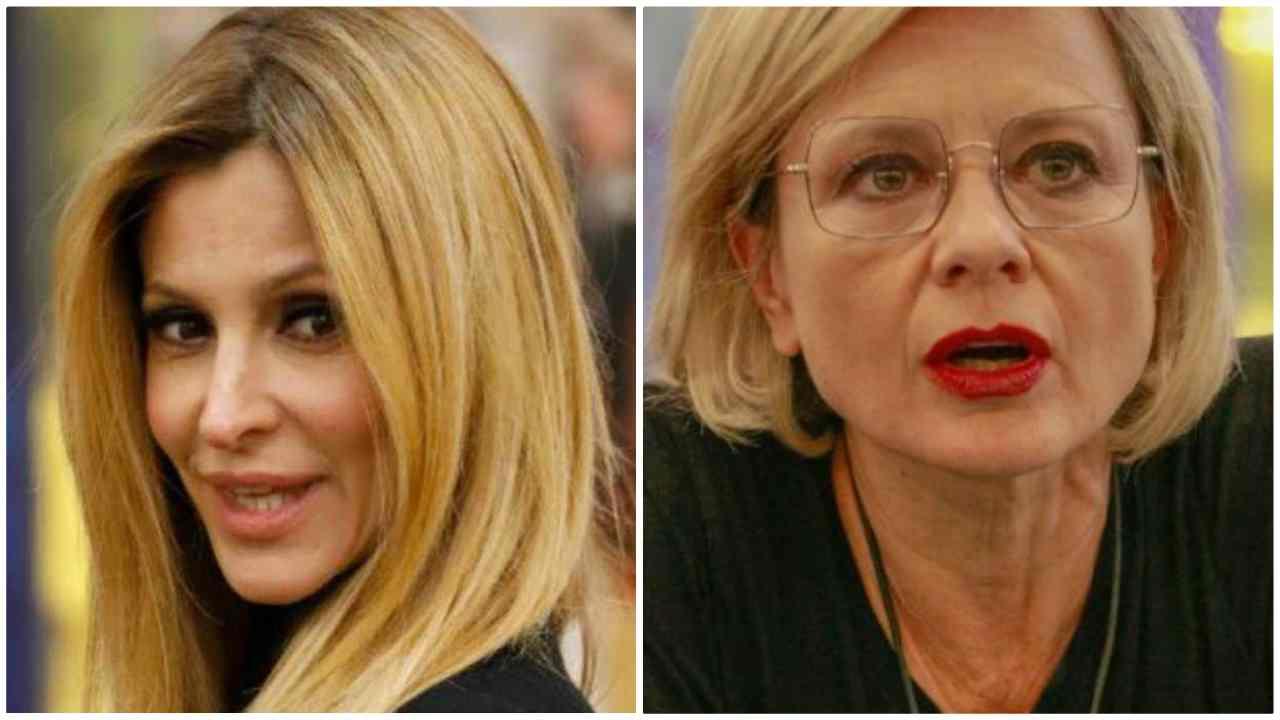 """Adriana Volpe smaschera Antonella Elia: """"Fasulla, ora racconto io la verità"""""""