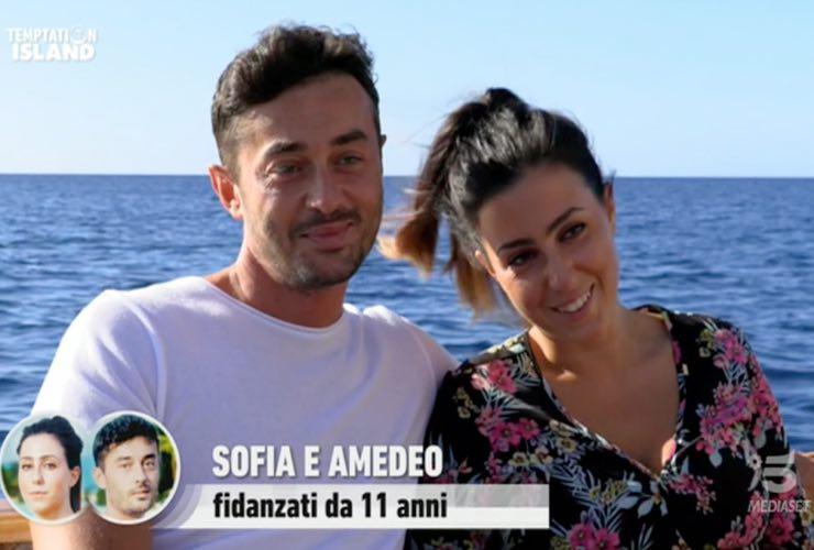 Sofia e Amedeo meteoweek.com