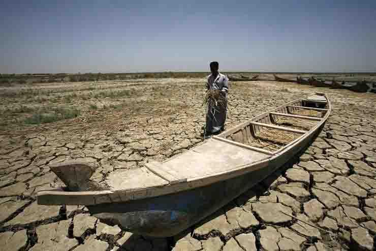 Surriscaldamento climatico in Italia, aumento Pil pro capite
