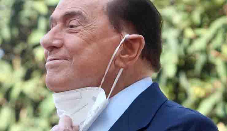 Berlusconi tampone covid negativo