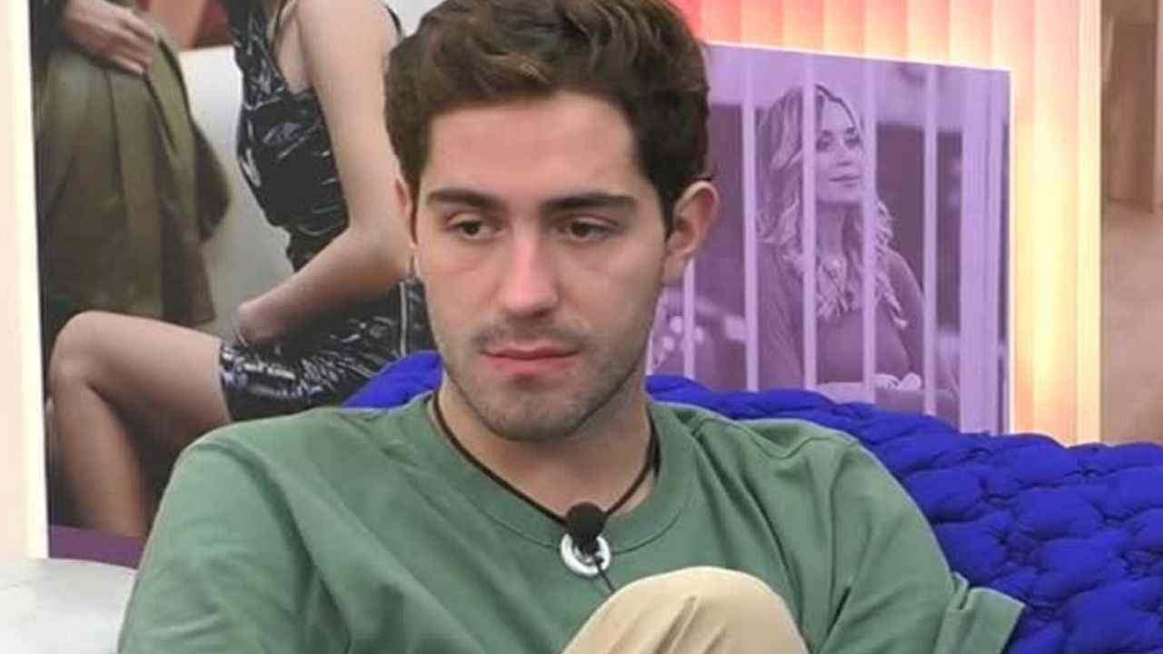 """GF Vip, Tommaso Zorzi: """"Ho provato a farmi una s***, non mi veniva duro"""""""