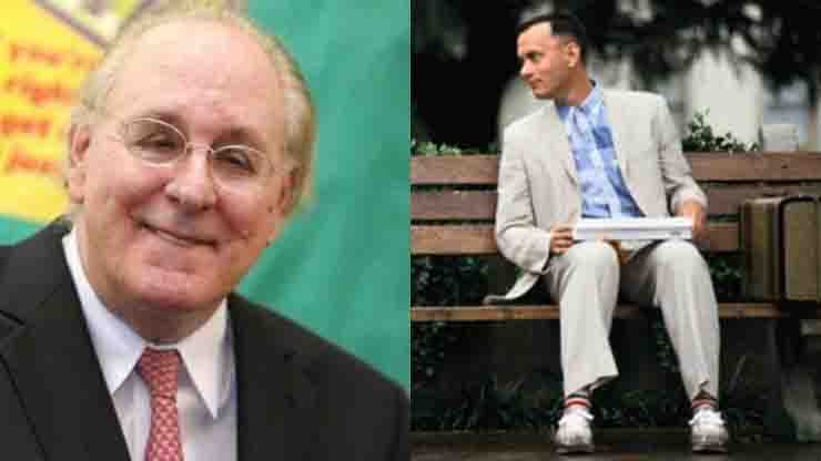 """Addio a Winston Groom, il papà di """"Forrest Gump"""""""