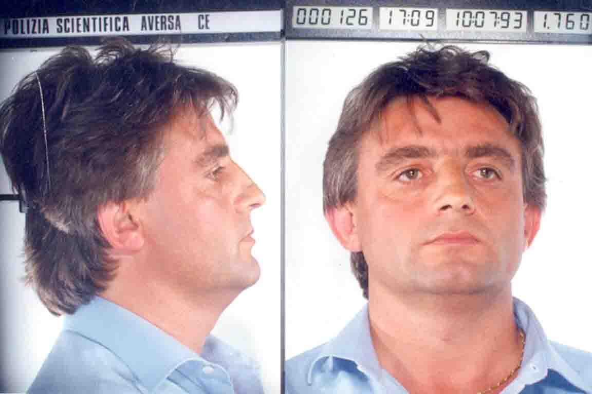 Pasquale Zagaria torna in carceree
