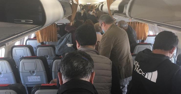 Voli tamponi rapidi Milano Roma Alitalia