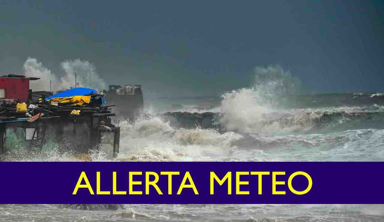 Previsioni Meteo oggi domenica 20 settembre | ALLERTA METEO