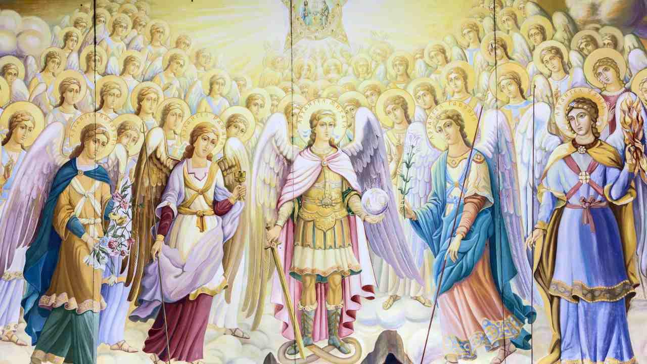 Il compito degli Angeli | Il Vangelo di oggi martedì 29 Settembre 2020