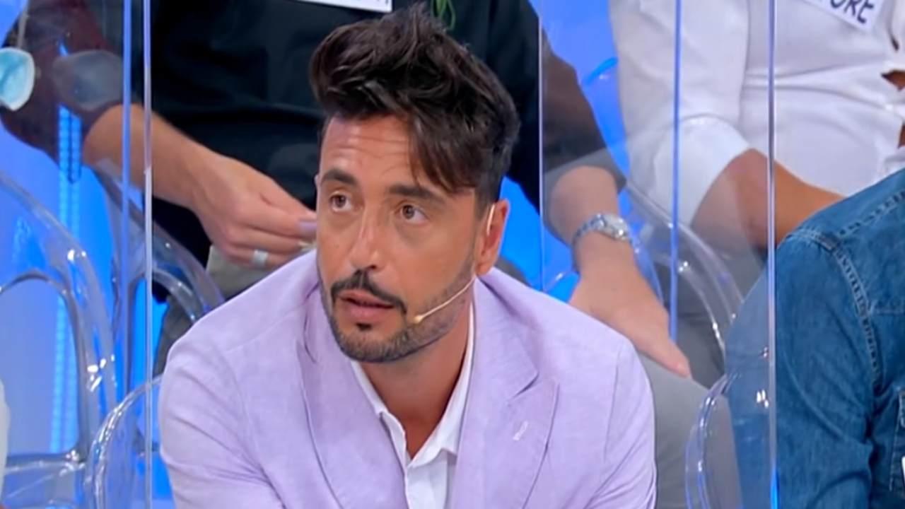 Armando Incarnato punta al trono   Gianluca ad alta tensione a Uomini e Donne
