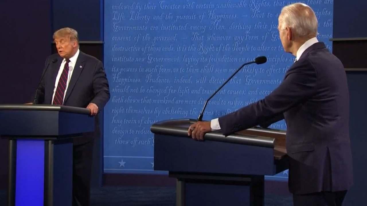 """Biden attacca Trump: """"Sei il cagnolino di Putin"""". La replica: """"Poco intelligente"""""""