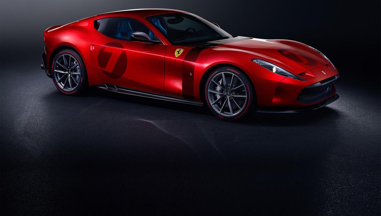 Nuova nata in casa Ferrari: ecco la Omologata, pezzo unico