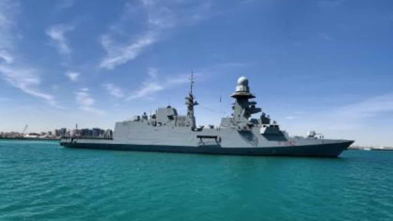 Covid, è emergenza sulla nave Margottini: 46 i militari positivi