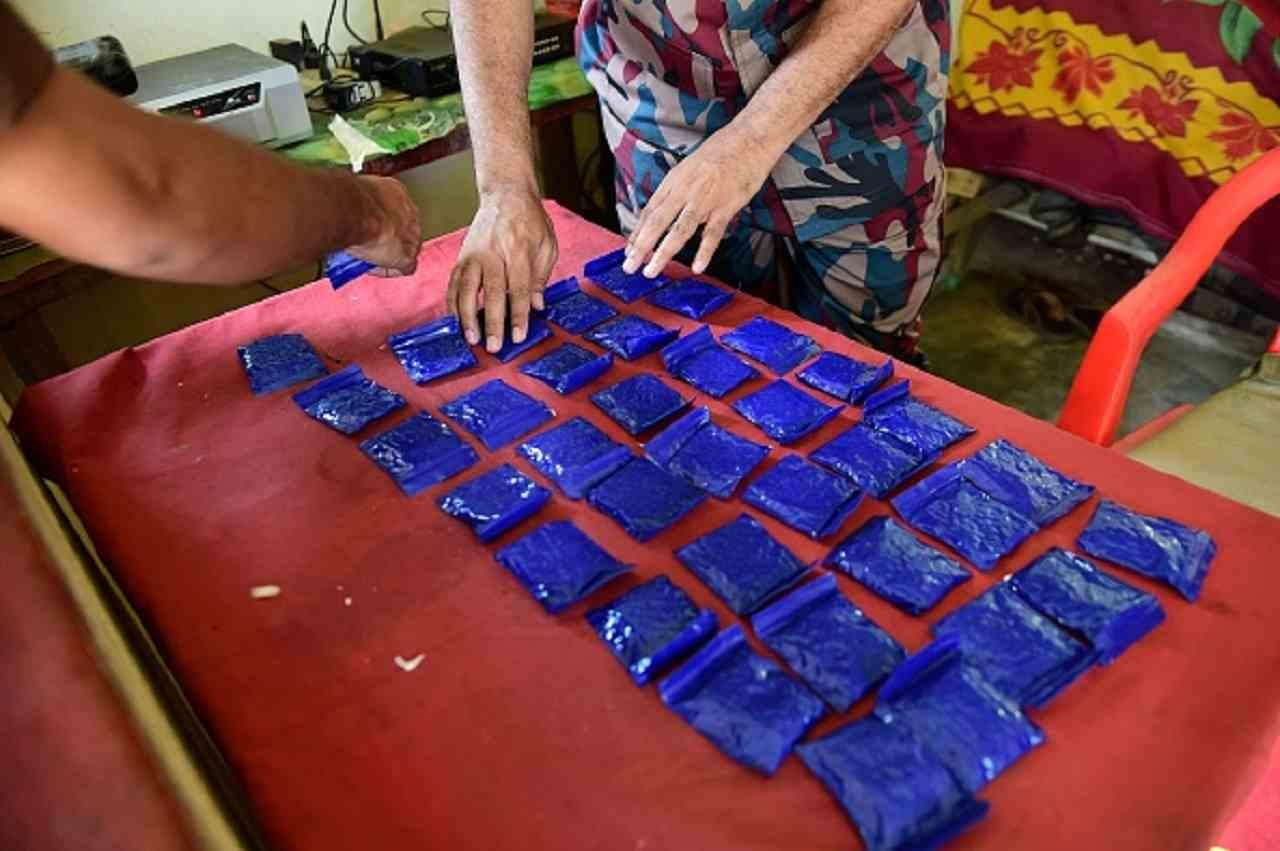 Blitz antidroga: sequestrati oltre 100 kg di stupefacenti nella Capitale