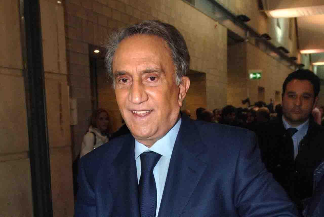 Emilio Fede affidamento servizi sociali fine detenzione domiciliare