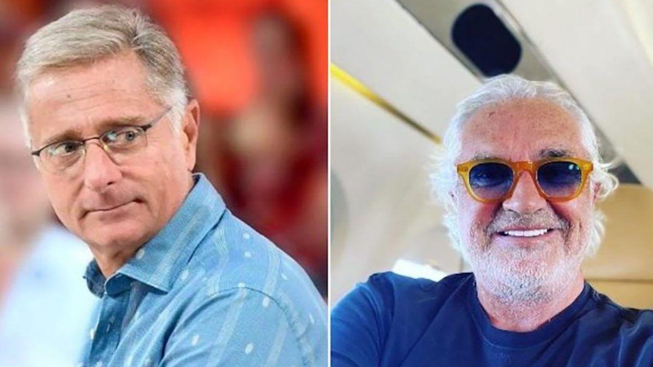 Paolo Bonolis difende Flavio Briatore: