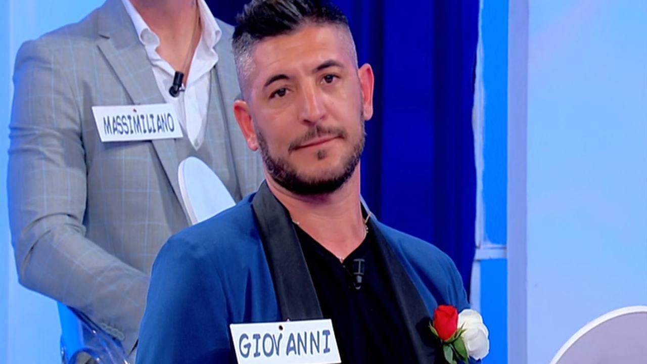 Giovanni Longobardi confronto in studio | Inaspettato pentimento a Uomini e Donne?