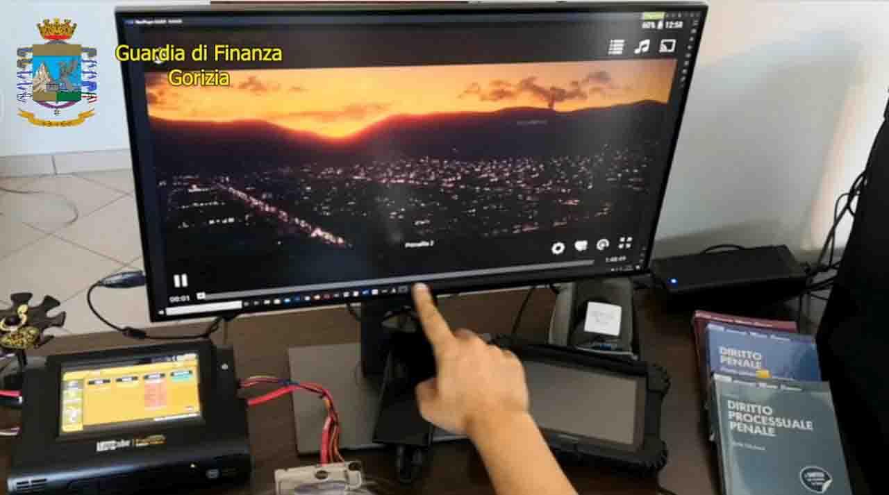 indagine pirateria audiovisiva oscurati 58 siti