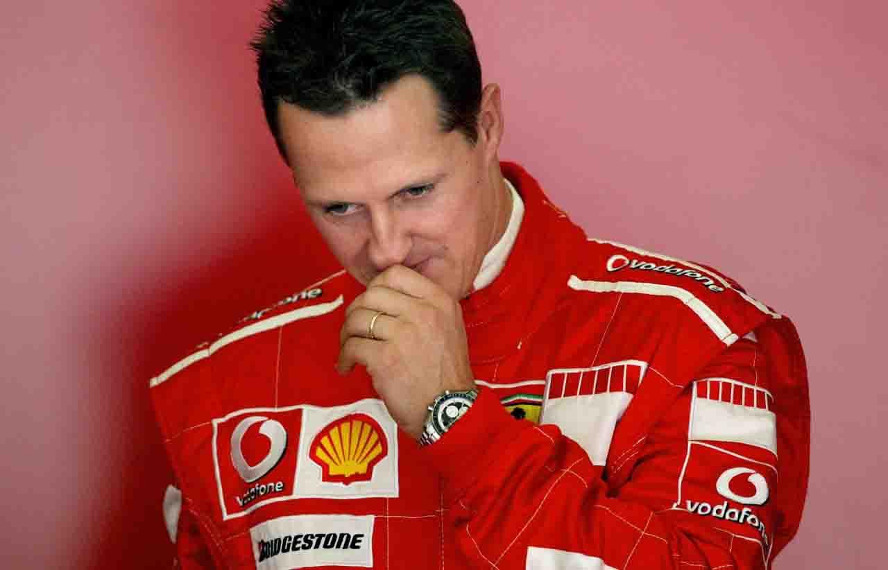 Schumacher in stato vegetativo