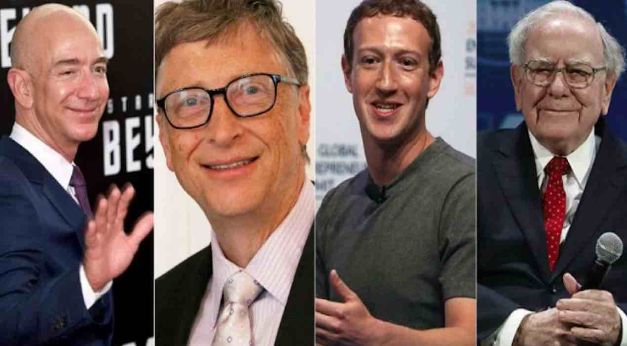 chi sono gli uomini più ricchi di sempre?