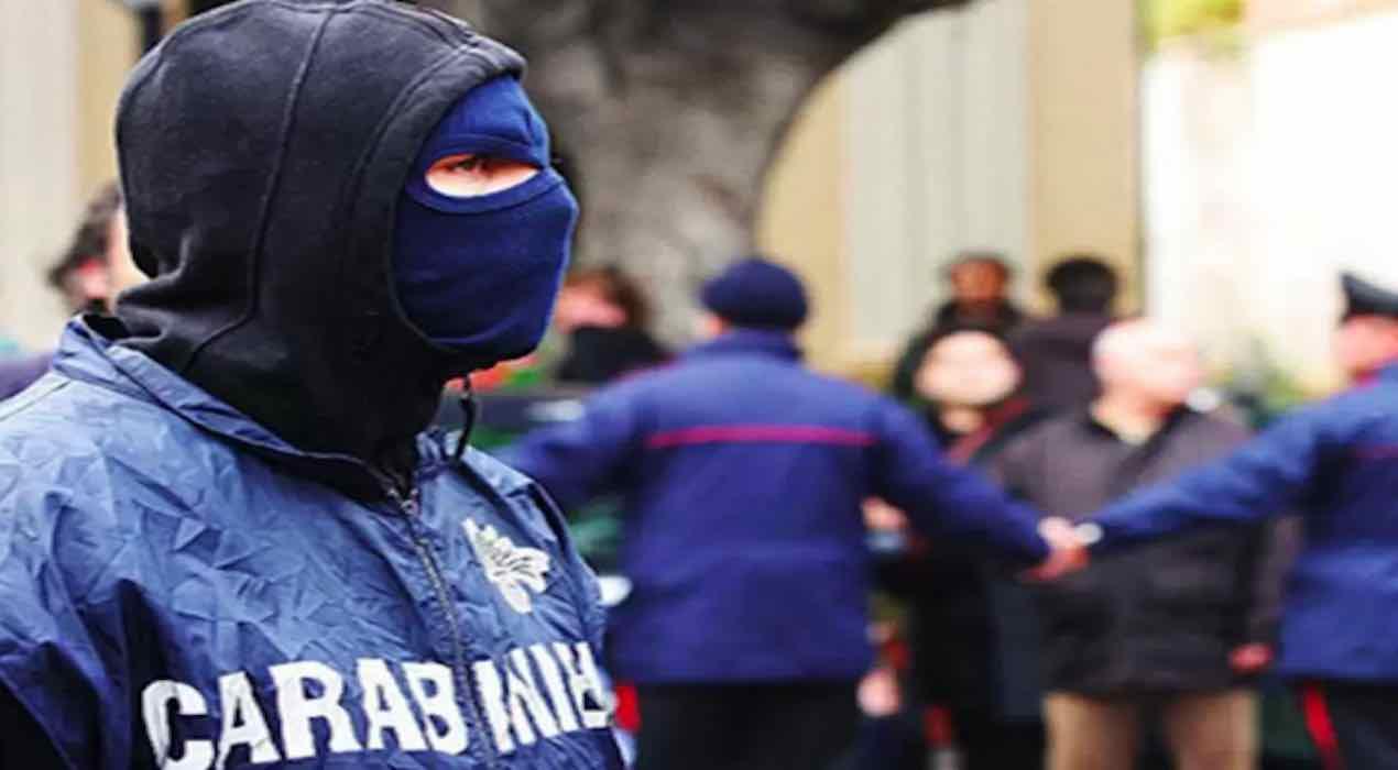 ros e polizia francese coinvolti nella maxi operazione di stamani nel sanremese