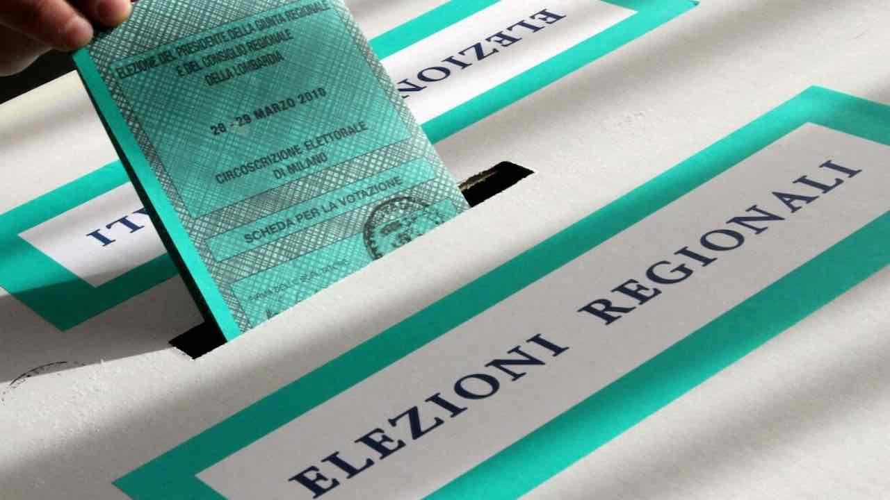 Elezioni regionali 2020: risultati exit poll in tempo reale