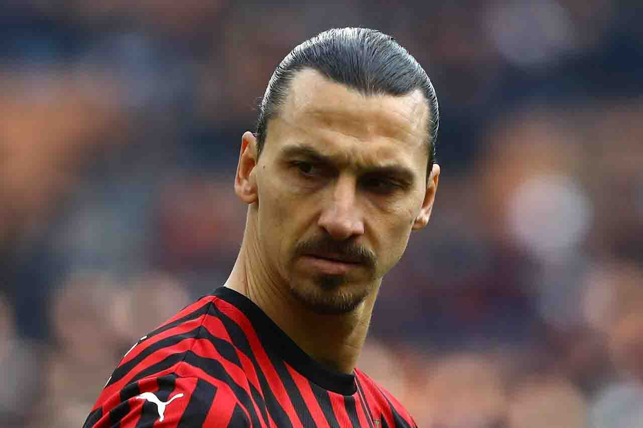 Ibrahimovic positivo al Covid, Milan senza il bomber