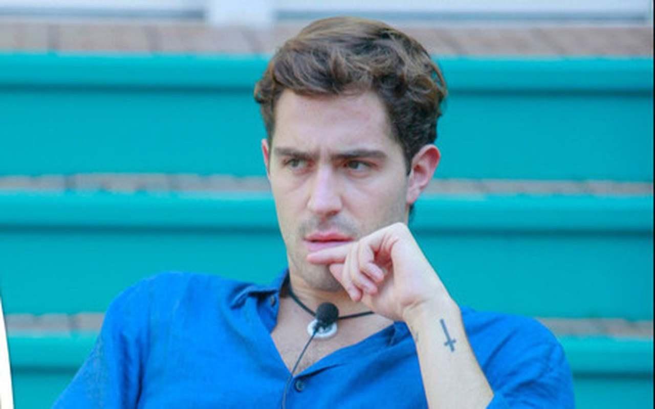 Tommaso Zorzi minaccia di uscire | Reazione incontrollata in diretta al GF Vip