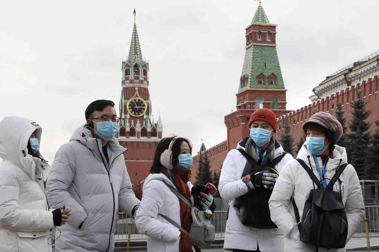 covid mai cosi' tanti morti in Russia