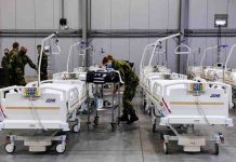 Emergenza covid: Afp, record di ricoveri in 14 paesi europei