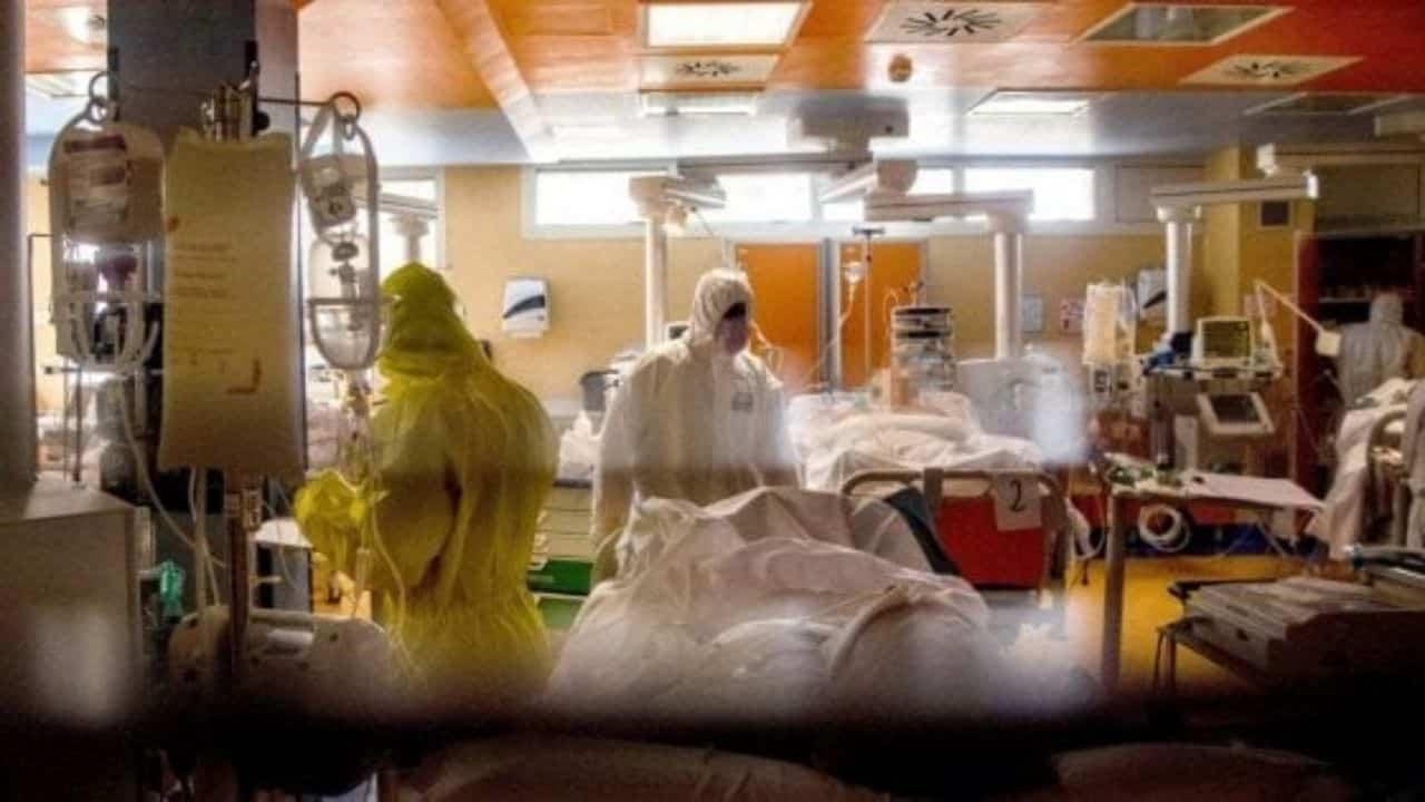 Allarme Covid ospedali