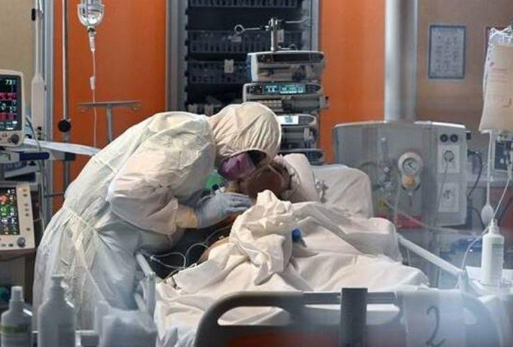 Allarme Covid - ospedali
