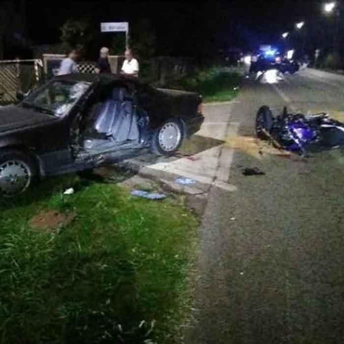 Amine, 32 anni, si è spento a 20 giorni dall'incidente in moto