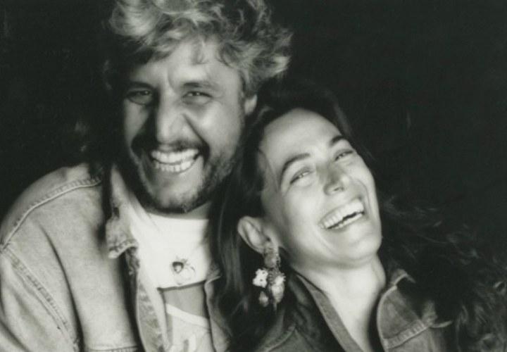Barbara D'Urso e Pino Daniele - Meteoweek