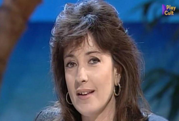 Barbara Palombelli ieri - Meteoweek