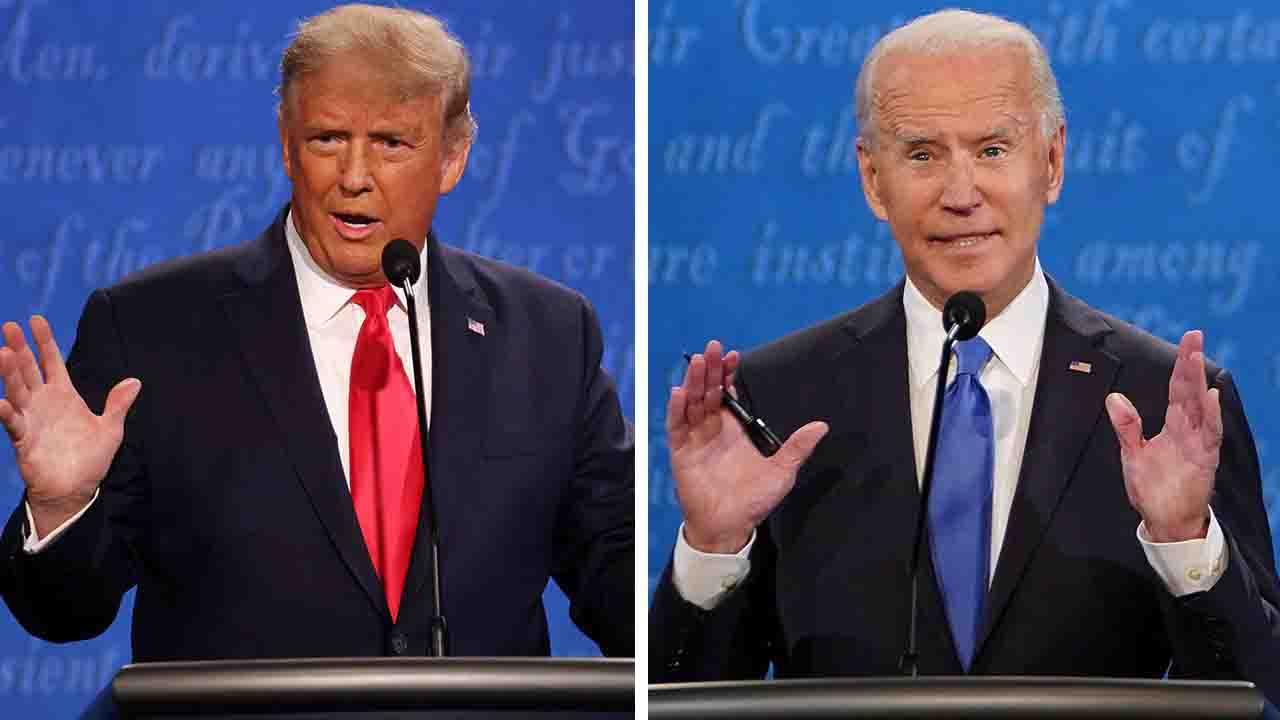 elezioni usa biden Trump ultimo duello