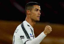 Ronaldo tampone negativo