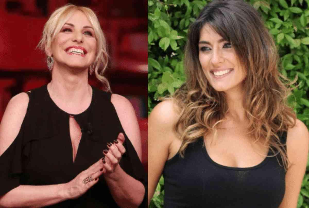 Elisa Isoardi e Antonella Clerici - meteoweek